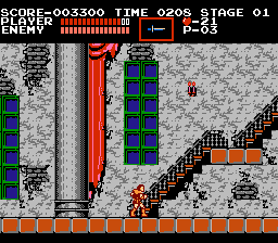 Castlevania - BAZAM!! LOOK AT THAT ORANGE!! - User Screenshot